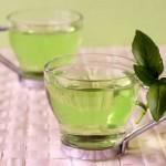 Зеленый чай полезен для полости рта
