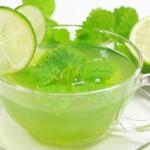 Зеленый чай полезнее пить с сахаром