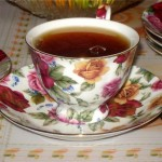 Отчет за чашечкой чая