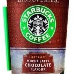 Новые напитки в Starbucks