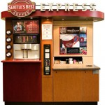 Кофейные автоматы Starbucks скоро появятся на российских улицах