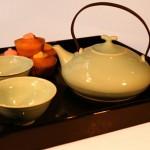 Приготовление чая по-японски