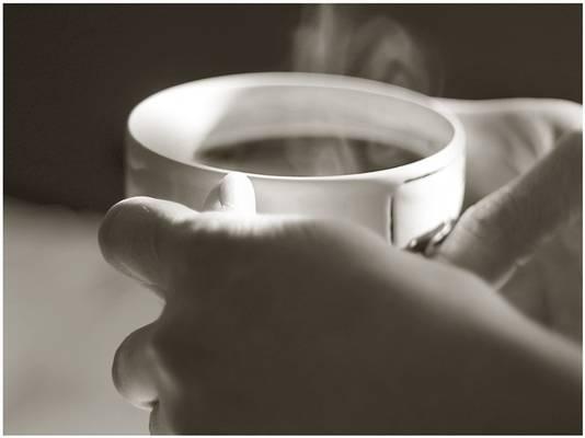 Кофе не вреднее зеленого чая