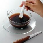 Новая идея – кофе на палочке
