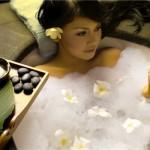 SPA-салон в домашней ванной