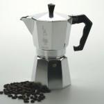 Виды кофеварок: гейзерная кофеварка