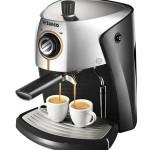 Виды кофеварок: кофеварка эспрессо с панарелло или капуччинатором