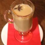 Рецепт горячего крем-чая
