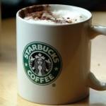 2012. Starbucks. Петербург