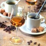Рецепт кофе с коньяком и пряностями