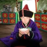 Рецепт монгольского чая с верблюжьим молоком