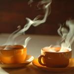 Чай и кофе берегут сердце