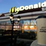Крупнейшим продавцом кофе в Великобритании стал McDonald's