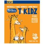 Tetley Group начнет выпуск чая для детей