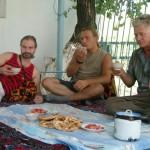 Чайные традиции Азербайджана