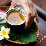 Зеленый чай не рекомендуется женщинам в положении