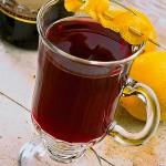 Рецепт новогоднего чайного пунша