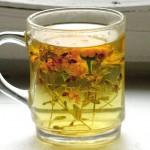 Рецепт успокаивающего травяного чая