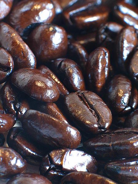 Кофейный зерна