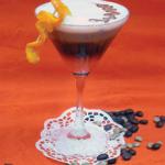 Рецепт коктейля «Снежный апельсин»
