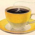 Рецепт приготовления черного кофе