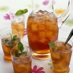 Рецепт приготовления индийского чая со льдом и мятой