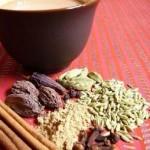 Рецепт приготовления горячего индийского чая с пряностями