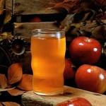 Рецепт приготовления яблочного пунша по-французски