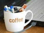 Экологичная батарейка из кофе и кукурузы