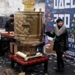 В Харькове установят огромный самовар