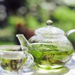 Зеленый чай сохранит слух