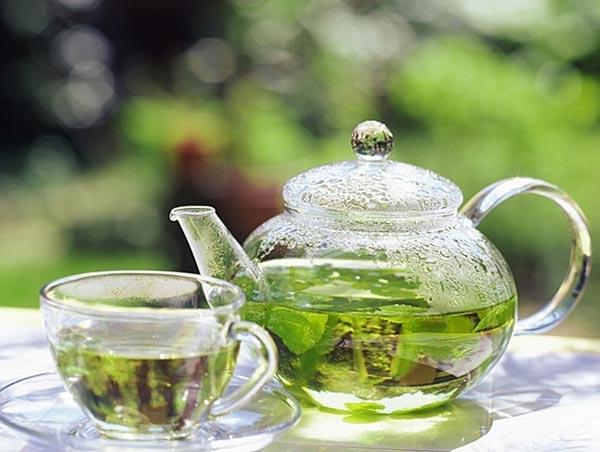 Польза зеленого чая.