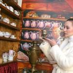 В Витебске открылась русская чайная