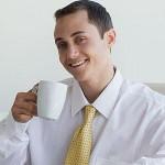 Перерыв на кофе полезен работодателю