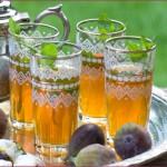 Рецепт приготовления газированного мятного чая