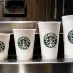 «Starbucks» разливает кофе литрами