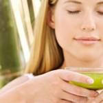 Витамины в зеленом чае