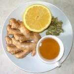 Рецепт приготовления имбирного чая