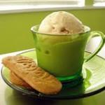 Рецепт приготовления чая с ванильным мороженым