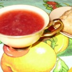Рецепт приготовления чайного киселя