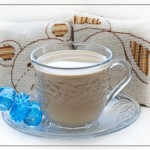 Рецепт приготовления кофе на молоке (вариант 2)
