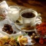 Рецепт приготовления кофе со сливками