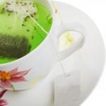 Зеленый чай помогает избежать кожных заболеваний