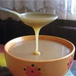 Рецепт приготовления кофе на сгущенном молоке