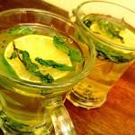 Зеленый чай и лимон укрепляют иммунитет