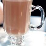 Рецепт приготовления кофе «Глясе» с ромом