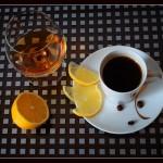 Рецепт приготовления кофе с ромом (вариант 2)