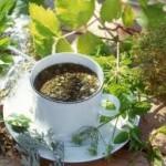 Первый рецепт чая для здоровья суставов