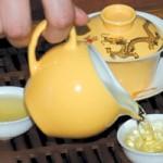 Рецепт приготовления чая с женьшенем и сливой