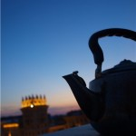 Казанцы любят пить чай на крыше